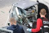 Wybuch na Nowym Mieście. Złodzieje wysadzili bankomat PKO BP i ukradli pieniądze! (zdjęcia, wideo)