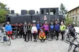 Cykliści z Kruszwickiej Grupy Rowerowej zwiedzali Chełmżę i okolice [zdjęcia]