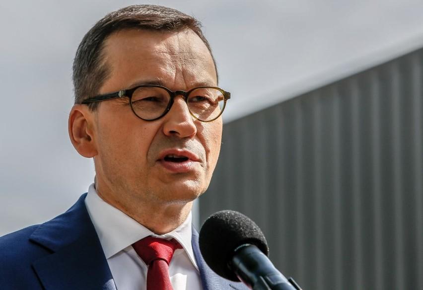 Premier Mateusz Morawiecki poinformował, że podjęto...