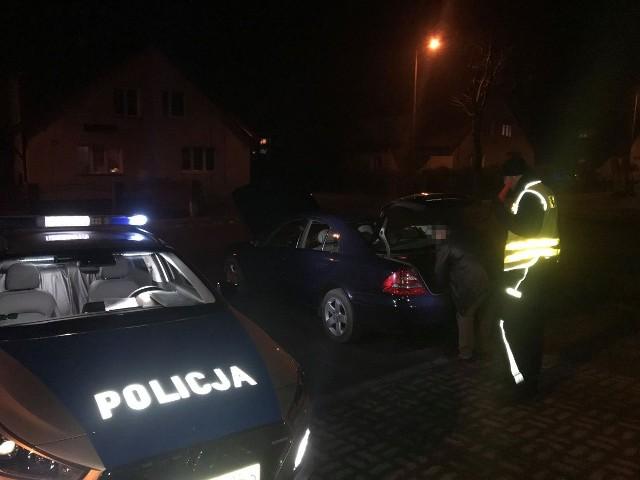 W trzech przypadkach policjanci z powiatu żnińskiego wykryli nieprawidłowości stanu licznika.