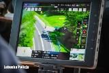 Lubuscy policjanci łapią piratów drogowych... z nieba! Policyjny dron w akcji