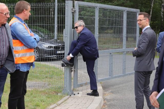 Konferencja wicepremiera Piotra Glińskiego odbyła się w czwartek, 9 lipca, na węźle drogowym Emilia koło Łodzi. O czym mówił wicepremier?