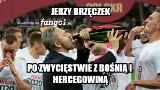 Polska wygrała z Bośnią i Hercegowiną - zobacz memy i demotywatory po meczu