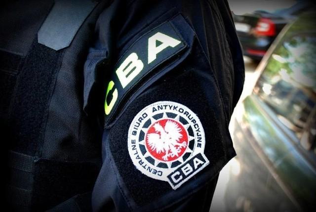 Podejrzany za korupcję został zatrzymany na parkingu przed jednym ze stołecznych centrów handlowych.