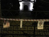 Poznań: Kościoły otaśmowane jak miejsca zbrodni. Nocna akcja ma związek z Czarnym Piątkiem? [ZDJĘCIA]