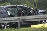Tragiczny wypadek na S10 pod Toruniem. Zginęły dwie osoby po zderzeniu trzech pojazdów