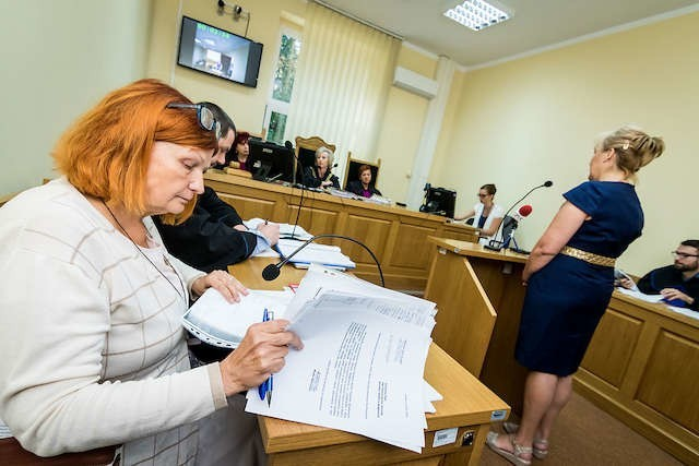 Proces z powództwa Renaty Wiszniewskiej, byłej dyrektorki Rodzinnego Domu Dziecka, dobiega końca.