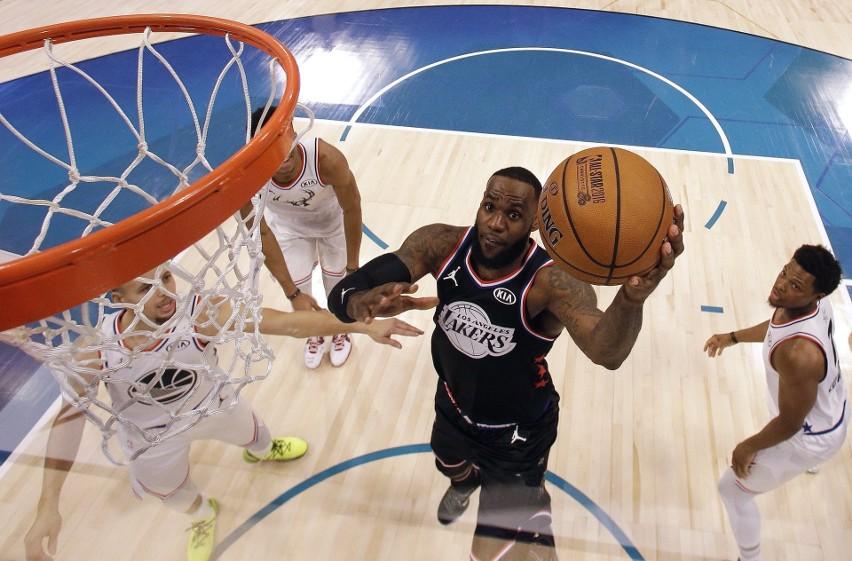 Mecz Gwiazd NBA 2020: Kiedy transmisja na żywo? Gdzie oglądać Weekend Gwiazd? Kto zagra? Składy. Program NBA All-Star Weekend w Chicago