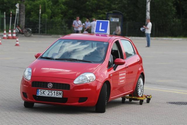 Turniej instruktorów nauki jazdy w Katowicach