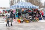 Niedziela - a więc giełda handlowa na bydgoskich Wyżynach [zdjęcia]
