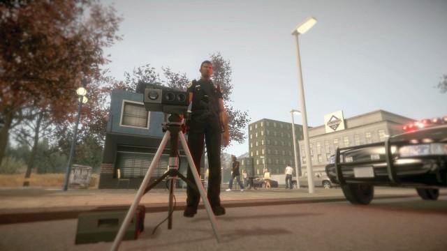 Symulator PolicjiSymulator Policji, czyli jak prawidłowo ustawić fotoradar