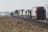 Utrudnienia na autostradzie A4 do Wrocławia. Korek ma kilka kilometrów i wciąż się powiększa