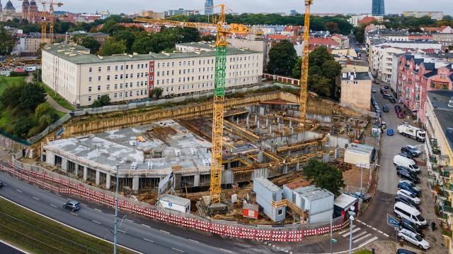 Budowa przy ul. Jana z Kolna