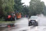 Znów zalało Łódź! Poranna burza i opady zablokowały komunikację. ZDJECIA
