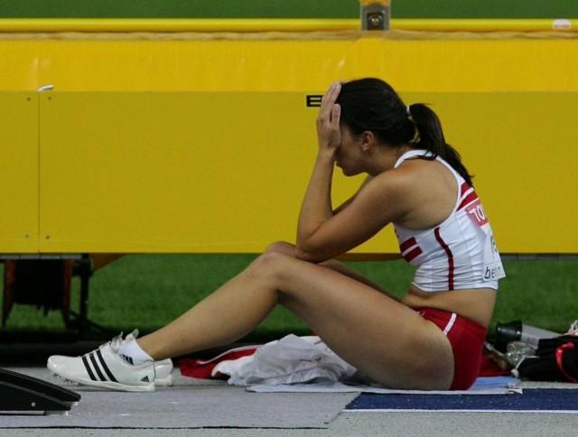 Mistrzostwa świata w lekkiej atletyceBerlin. Mistrzostwa świata w lekkiej atletyce. Monika Pyrek i Anna Rogowska zdobywają medale.