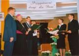 Biskup, który został Honorowym Obywatelem Kościerzyny