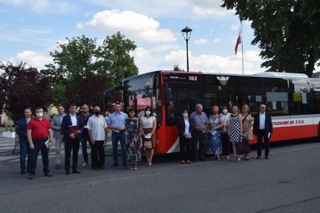 MPK Częstochowa wraca do Mstowa po prawie 30 latach przerwy