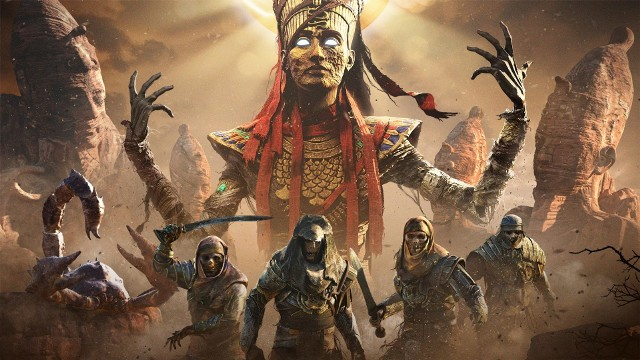 Assassin's Creed Origins: The Curse of the PharaohsAssassin's Creed Origins: The Curse of the Pharaohs