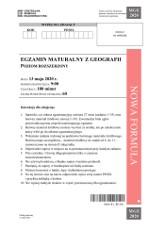 Matura GEOGRAFIA 2020 - termin, arkusz CKE, odpowiedzi. Jakie zadania były na maturze rozszerzonej z geografii? 21.06