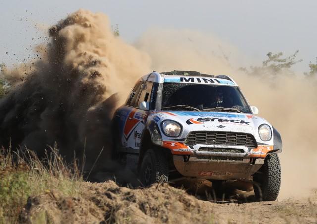Hołowczyc ostatni raz startował w Rajdzie Dakar w 2015 r.