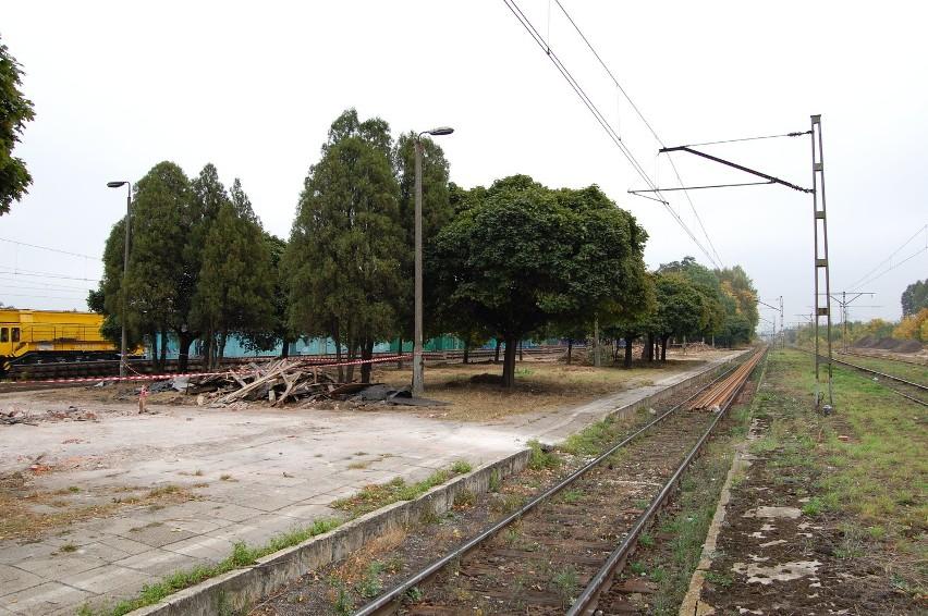 Wyścig z czasem na stacji Łódź Chojny [ZDJĘCIA]