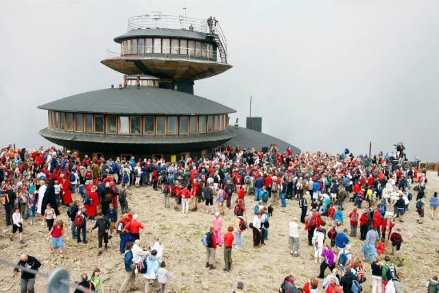 2,5 miliona turystów odwiedza w ciągu roku Karkonoski Park Narodowy!