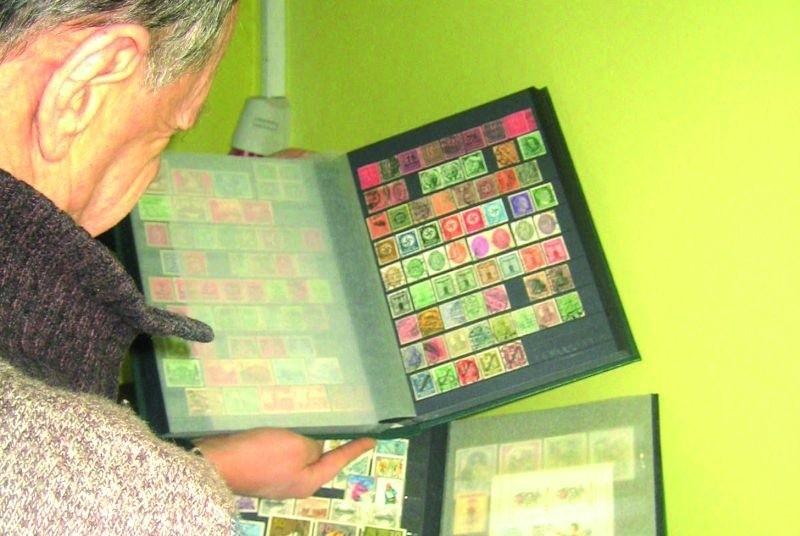 Nasz Czytelnik prawdopodobnie wesprze fundację swoimi zbiorami, ponieważ jego dzieci nie zajmują się kolekcjonowaniem znaczków.