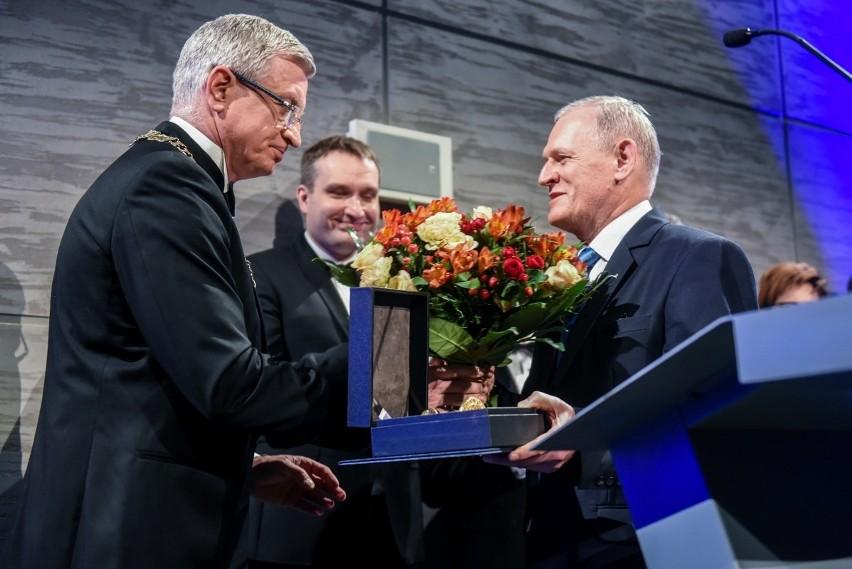 Spotkanie noworoczne prezydenta Poznania