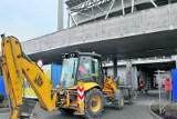 Inwestycje na stadionie miejskim w Rzeszowie
