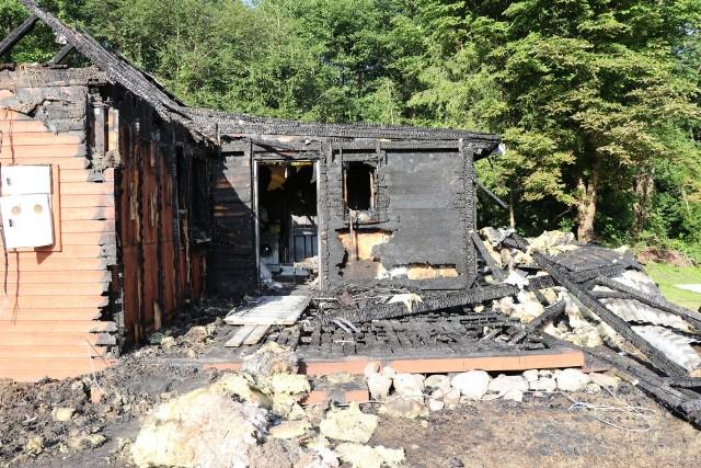 Podpalacz domu samotnej matki z synami w Antoninie zatrzymany. Trzy miesiące spędzi w areszcie