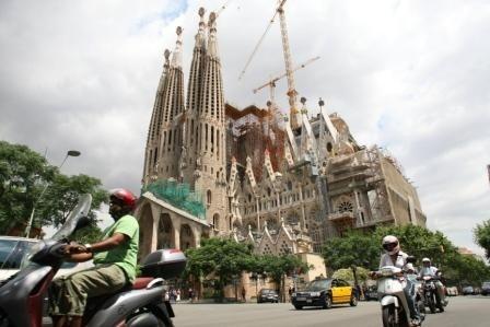 Katedra Sagrada Familia
