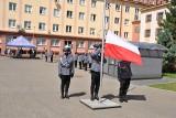 Kameralne święto policji w Łodzi - podziękowania i awanse dla funkcjonariuszy