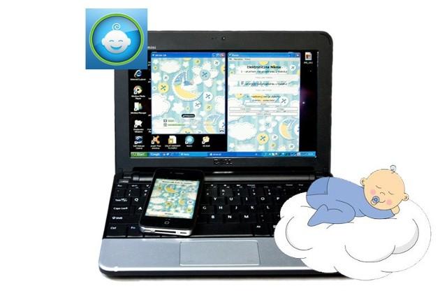E-nannyDo niedawna elektroniczne nianie, umożliwiające kontrolę nad maluchami, dostępne były tylko w formie specjalnych urządzeń (w cenie od kilkudziesięciu do kilkuset złotych). Teraz jest też inne rozwiązanie - tańsze - aplikacja E-nanny. Można zainstalować ją na dowolnym sprzęcie - komputerze, smartfonie czy tablecie.