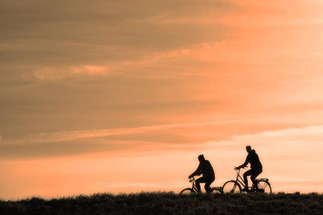 Rajdy rowerowe to propozycja Urzędu Miejskiego w Kcyni oraz Koła Turystów Górskich przy ZP w Kcyni
