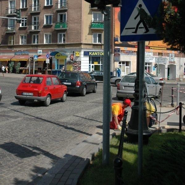 W śródmieściu Białegostoku, np. przy ulicy Lipowej, stawki za dzierżawę gruntu i lokali są najwyższe