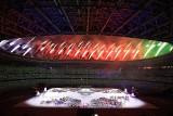 Ceremonia zamknięcia igrzysk paraolimpijskich. Atmosfera była wyjątkowa