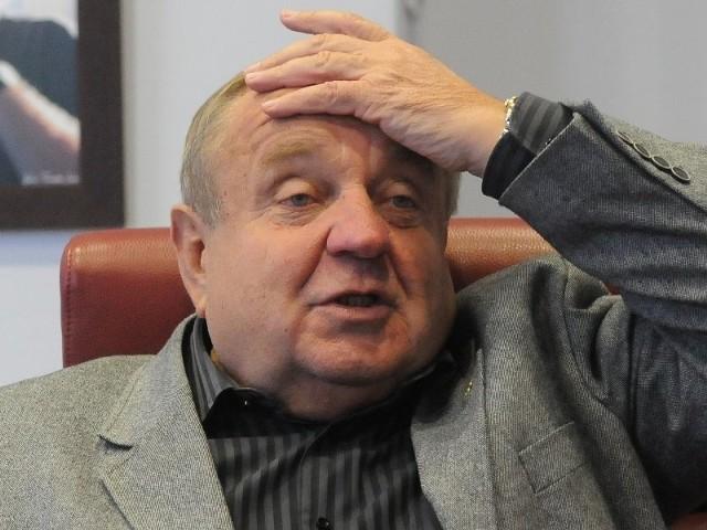 Władysław Komarnicki nie będzie jednak kandydatem PO do Senatu