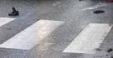 Rzekuń. Potrącenie na przejściu dla pieszych. 21.12.2020
