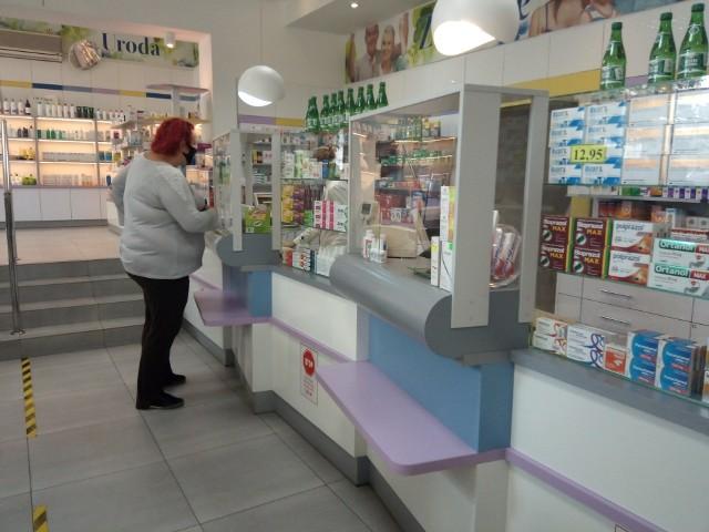 Apteka Na Suraskiej w Białymstoku: tutaj już nie ma szczepionek