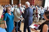 25 małżeńskich par z Tarnobrzega świętowało piękne jubileusze