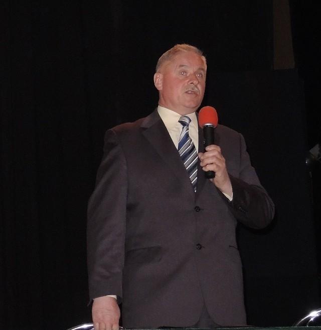 Tadeusz Król kandydatem na burmistrza Miastka