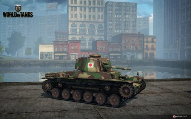 World of TanksWorld of Tanks:jednym z nowych czołgów, które znajdziemy w japońskim drzewku, będzie Typ 3 Chi-Nu