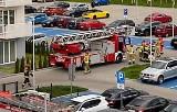 Potworna tragedia w Katowicach. 14-latek wypadł z balkonu na 10. piętrze. Trafił do szpitala, ale nie udało się go uratować