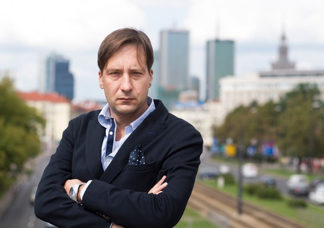 14.02.2014 warszawa pawel siennicki - naczelny polska the times fot bartek syta