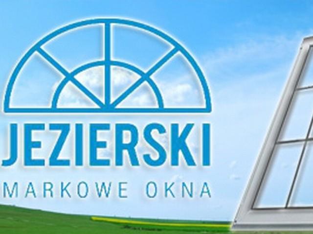 Logo firmy Jezierski Markowe OknaLogo firmy Jezierski Markowe Okna
