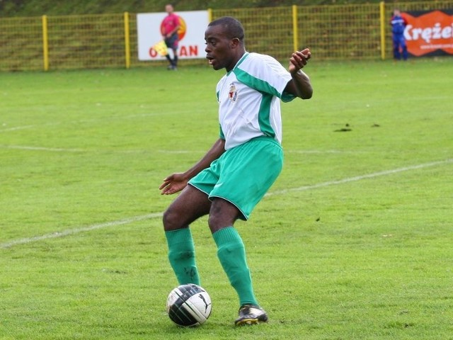 Dominika Njoyi raczej nie zobaczymy już w barwach Gryfa.