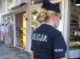 Policjanci sprawdzają, czy nosimy maseczki: Wirus nie zniknął