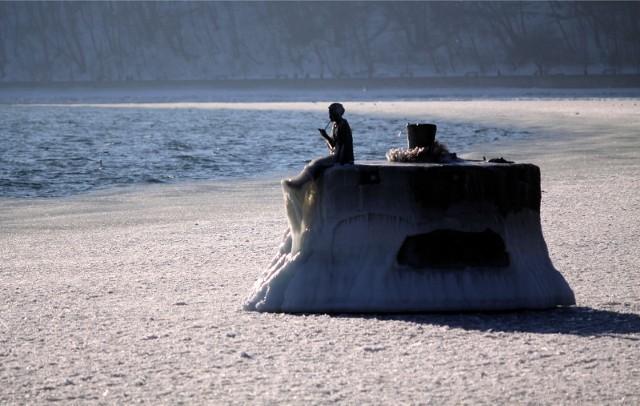 Morze Bałtyckie w wersji zimowej widziane oczami instagramowiczów. Jak wygląda Bałtyk w obiektywach internatów? >>