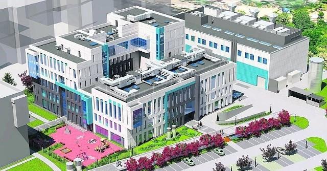 Tak będą wyglądały nowe obiekty we Wrocławskim Parku Technologicznym