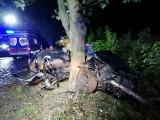 Wielewo. Wypadek w gminie Braniewo. Nie żyje 19-latek (zdjęcia)